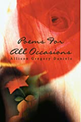 Poems for All Occasions Kindle Edition