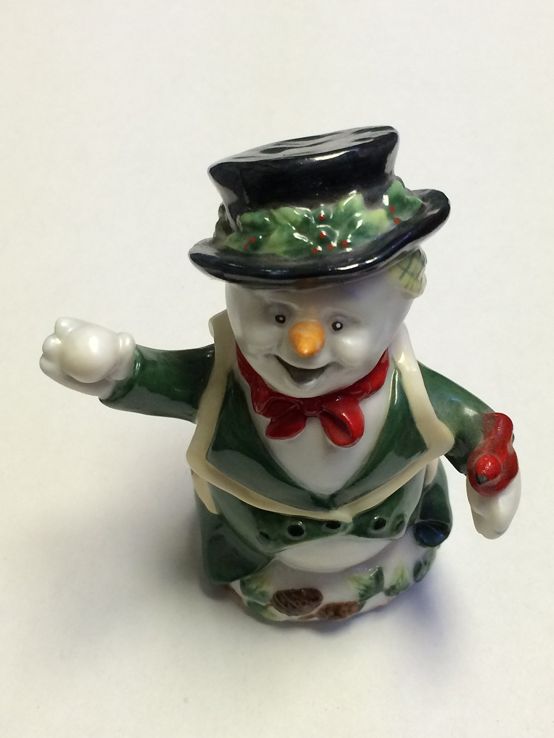 Department 56 Snowman Candle Snuffer #56.50064