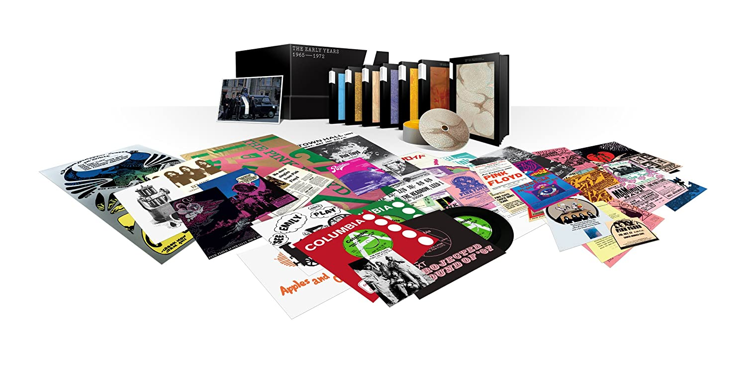 Pink floyd the early years box set amazon music bookmarktalkfo Image collections