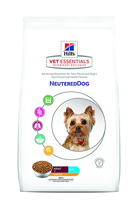 Hill`s Science Plan Alimento para Perros Mini VetEssencials - 6 kg