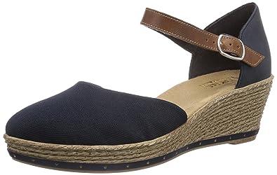321a0a3b585e Rieker 60451 Damen Espadrilles  Rieker  Amazon.de  Schuhe   Handtaschen