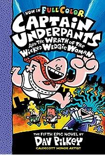 Captain Underpants Color Collection Captain Underpants Dav Pilkey