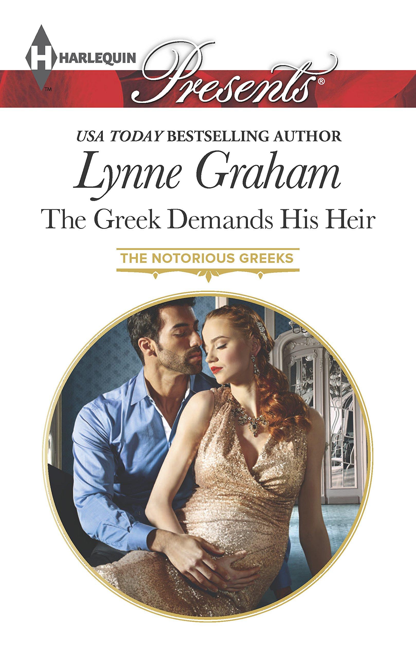 Read Online The Greek Demands His Heir (The Notorious Greeks) pdf epub