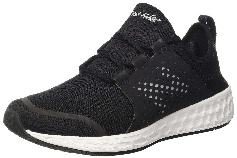 New Balance Mcruzv1, Zapatillas de Running para Hombre 42.5 EU|Negro (Black/White)