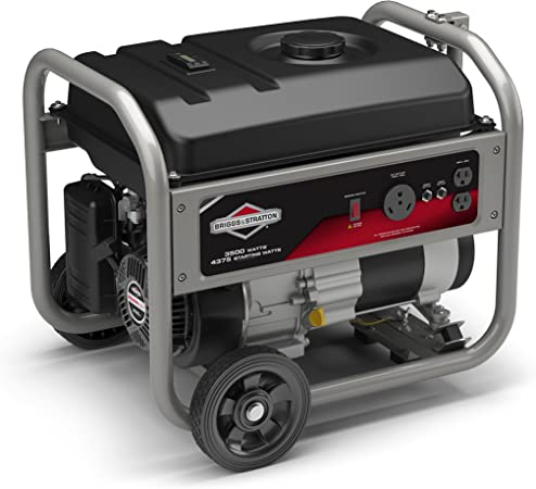 Amazon.com: Briggs & Stratton 30676 generador ...