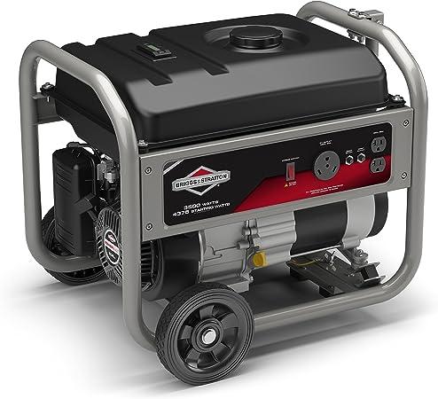 Amazon.com: Briggs & Stratton 30676 generador ...