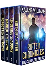 Rifter Chronicles Second World Fantasy Series: Book 1-4 of the Krunthi Universe Kindle Edition