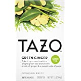 Tazo Green Ginger Tea Bags Green Tea 20ct