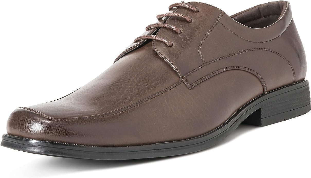 TALLA 40 EU. Hombres Queensberry Francis Cuero Oficina Trabajo Smart Formal Boda Zapatos