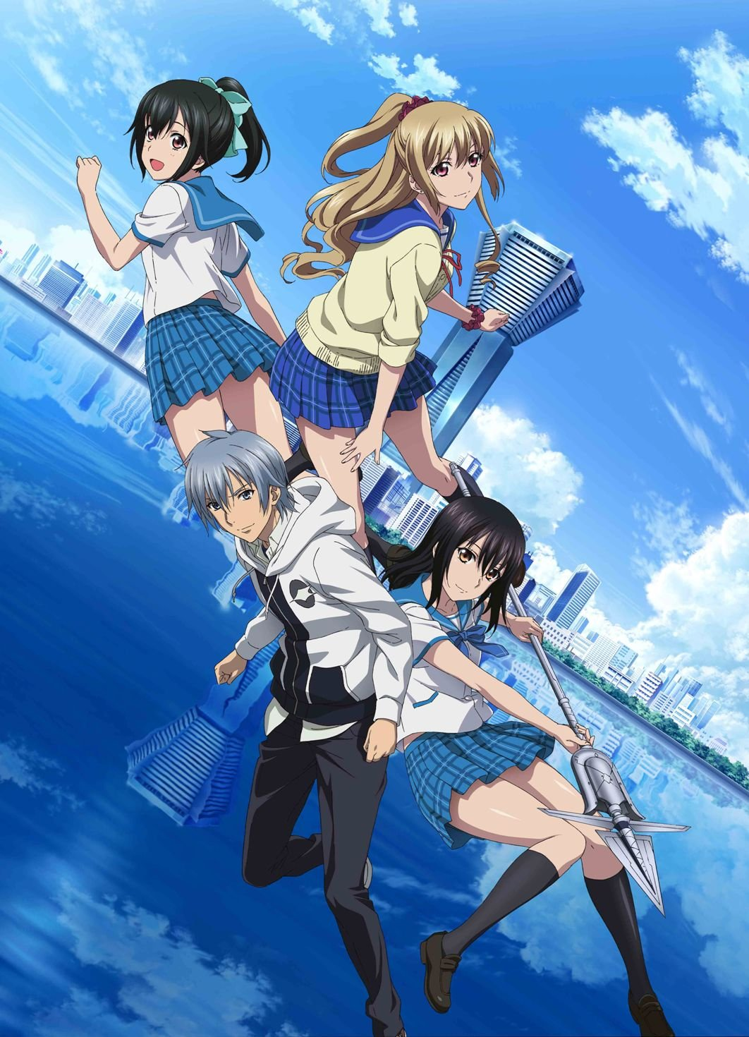 Image result for Strike the Blood OVA