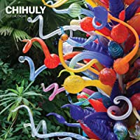 Chihuly 2017 Wall Calendar