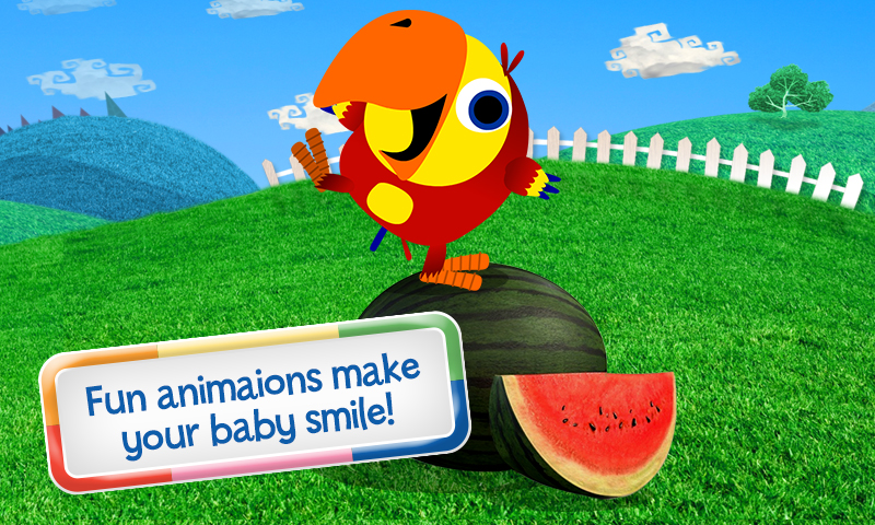 ABC with VocabuLarry 3D by BabyFirst - Engaging, Playful