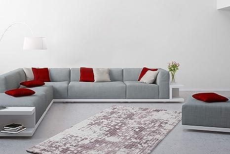 Keymura Restposten – Sale – Paris – Design Teppich mit Mustern ...