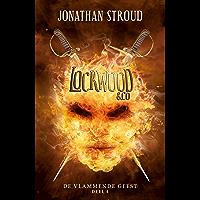 De vlammende geest (Lockwood & co Book 4)