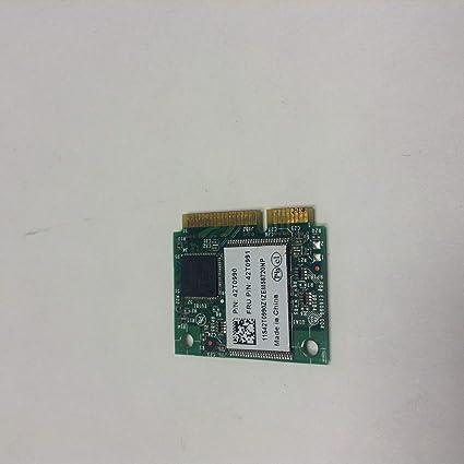 IBM Genuine Lenovo Thinkpad T400, T500, W500 Laptop 2GB Turbo Memory Card 42T0990 42T0991