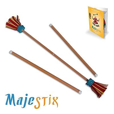 Orange Majestix Juggling Sticks Devil Sticks: Toys & Games