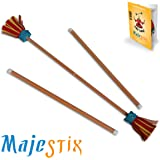 Orange Majestix Juggling Sticks Devil Sticks
