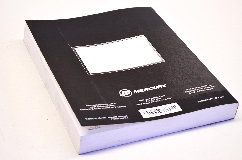 Amazon.com: Mercury 90-8M0103372 Service Manual 4.5L MerCruiser QTY 1:  Automotive