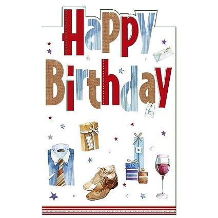 Susy Card Tarjeta de felicitación de cumpleaños (, texto ...