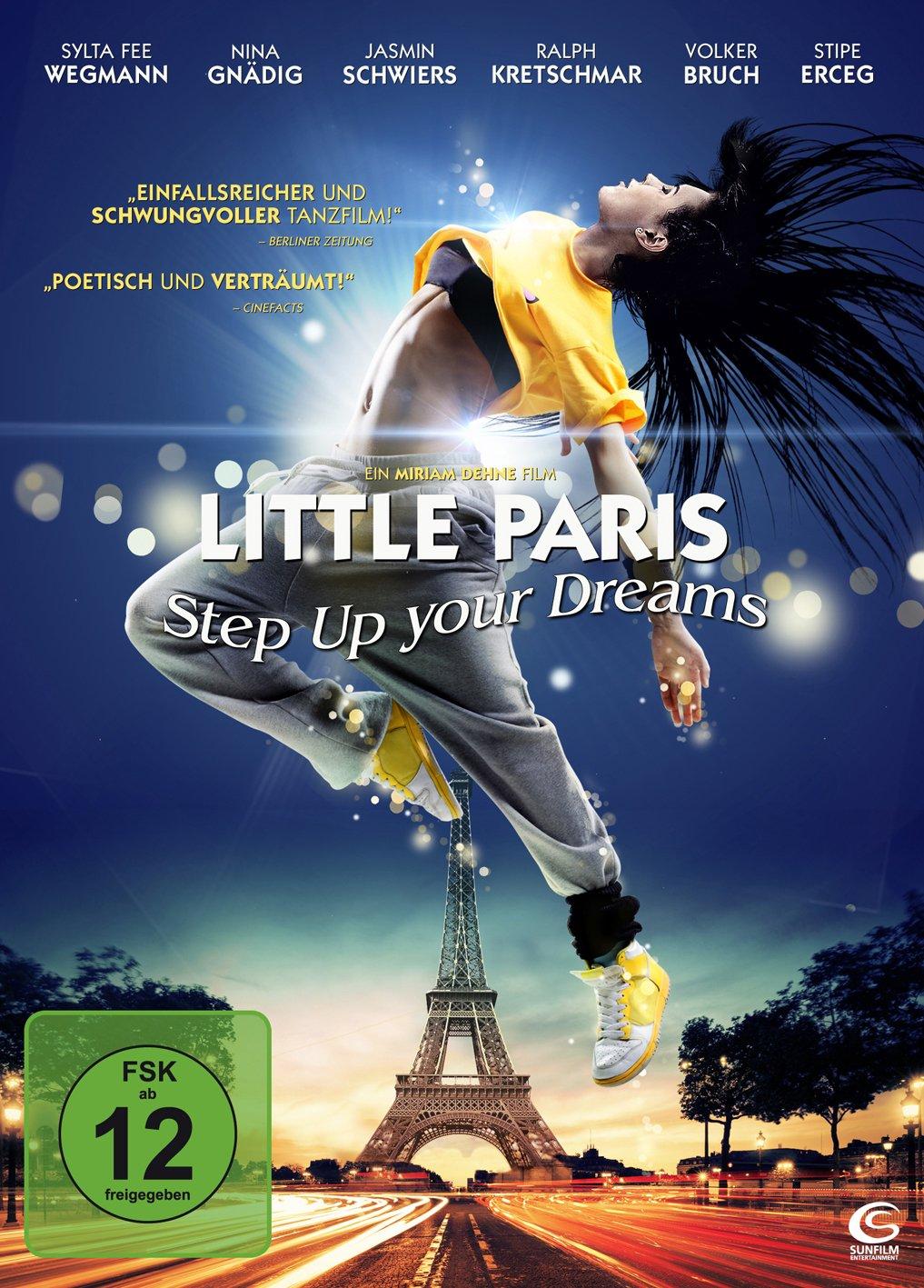 Little Paris - Step up your Dreams: Amazon.de: Sylta Fee Wegmann ...