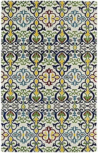 Kaleen Rugs Global Inspirations Rug, Multi, 8 x 10