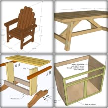 Woodworking Blueprints For Beginners