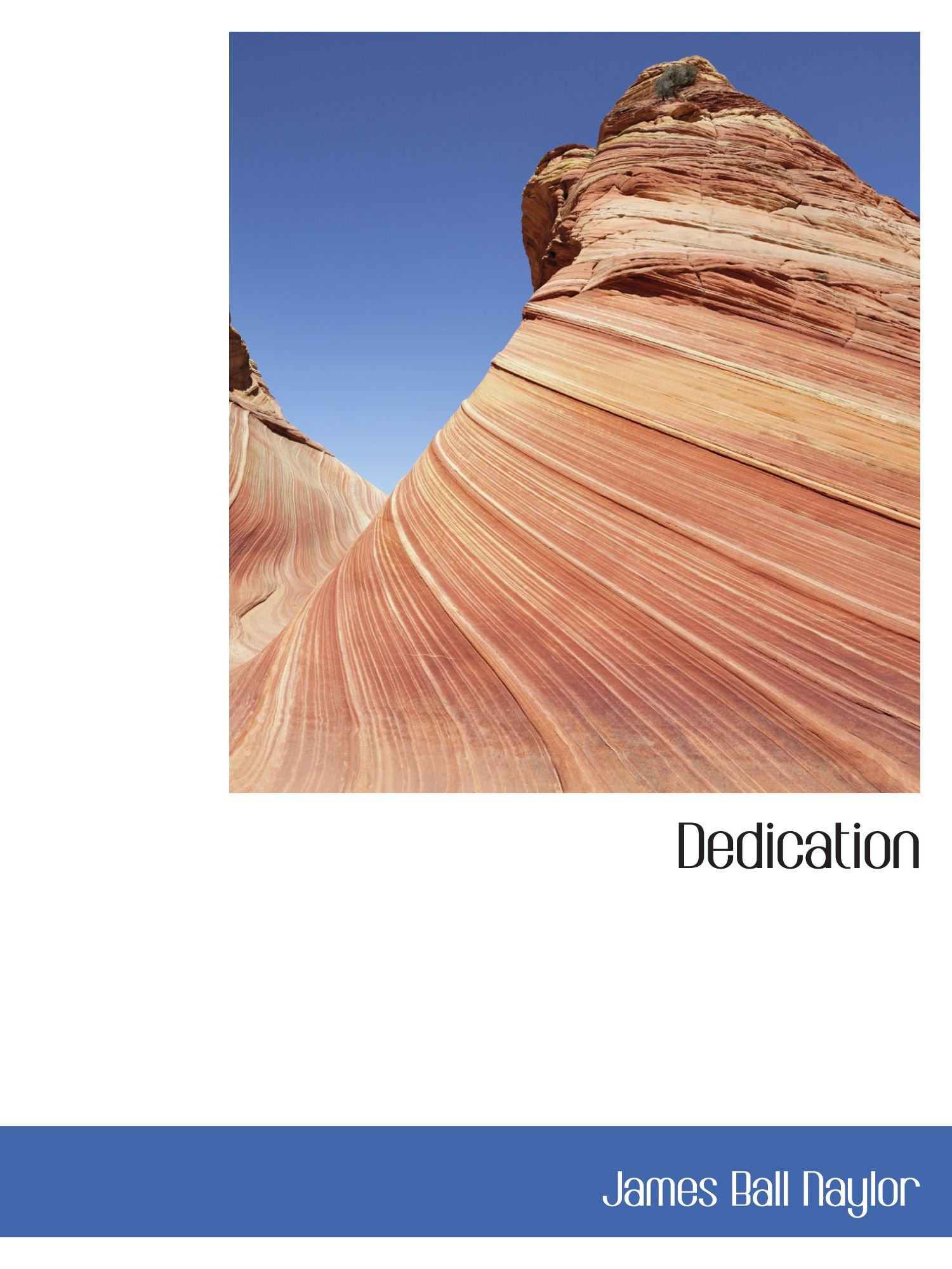 Read Online Dedication pdf