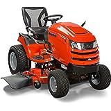 Simplicity 2691337 Broadmoor Mower, Riding, Tractor, Orange