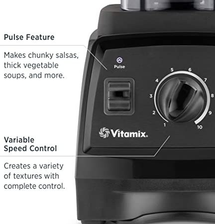Motor Power of Vitamix 7500 Blender