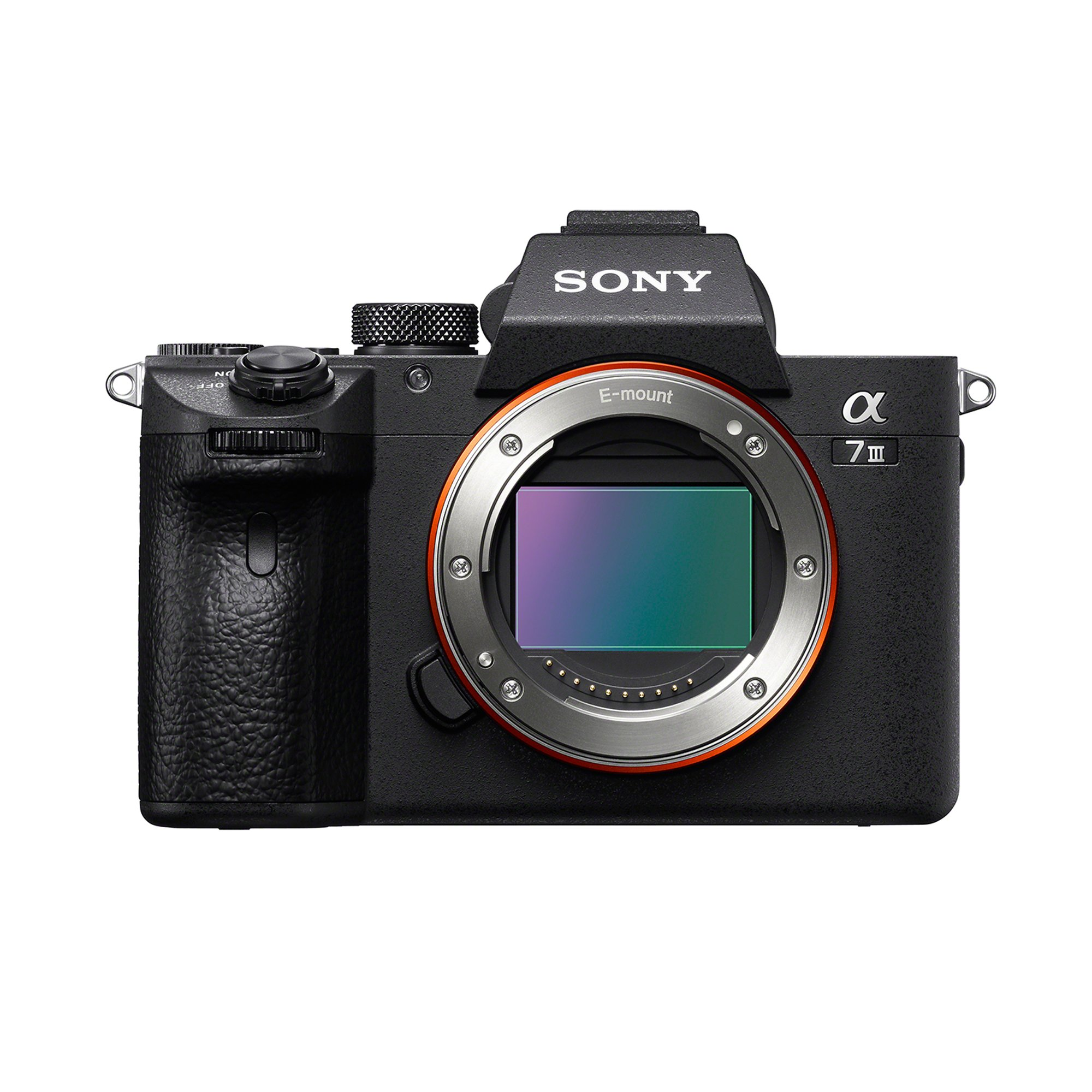 Sony a7 III Full-Frame Mirrorless Interchangeable-Lens Camera Optical with 3-Inch LCD, Black (ILCE7M3/B) by Sony