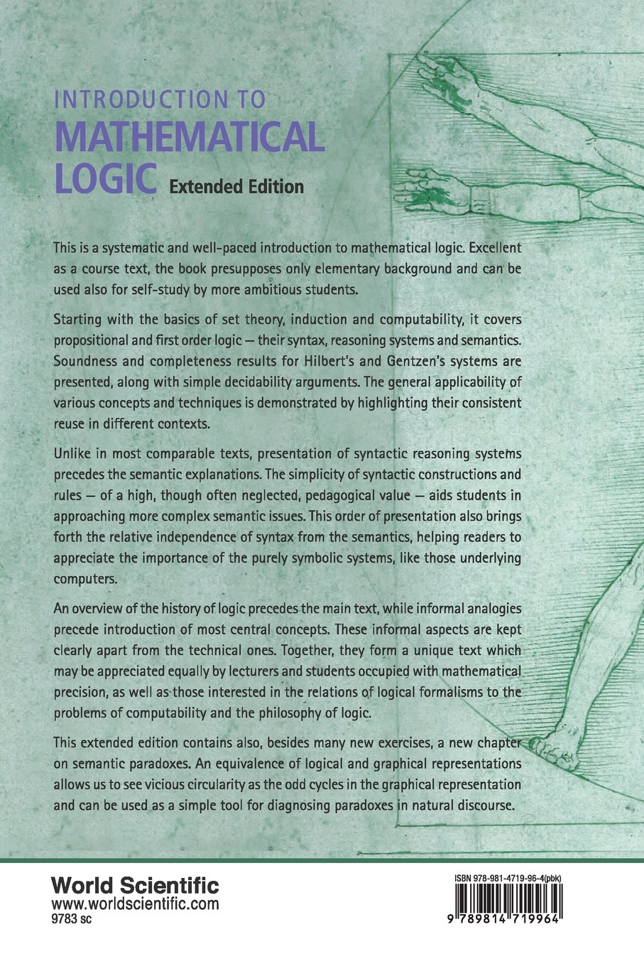 Introduction to Mathematical Logic: Extended Edition