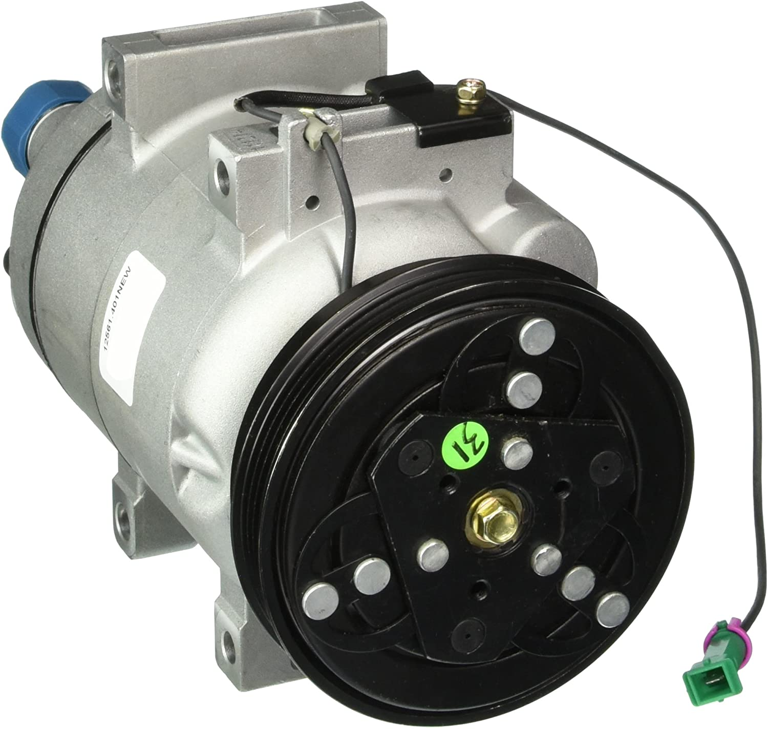 TCW 12561.401NEW A//C Compressor and Clutch Tested Select