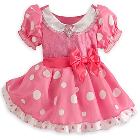 Disney Store Baby Pink Minnie Mouse Costume with Headband (12-18 month)  sc 1 st  Amazon.com & Amazon.com: Disney Store Baby Pink Minnie Mouse Costume with ...