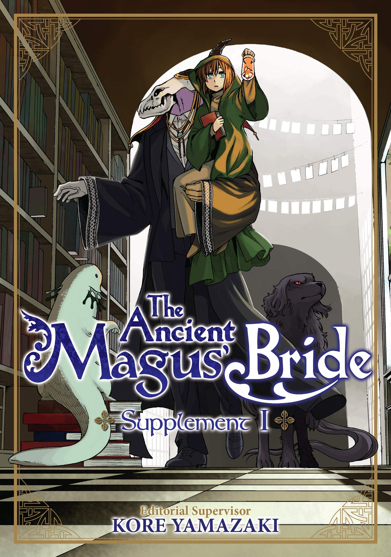 The Ancient Magus' Bride Supplement I pdf