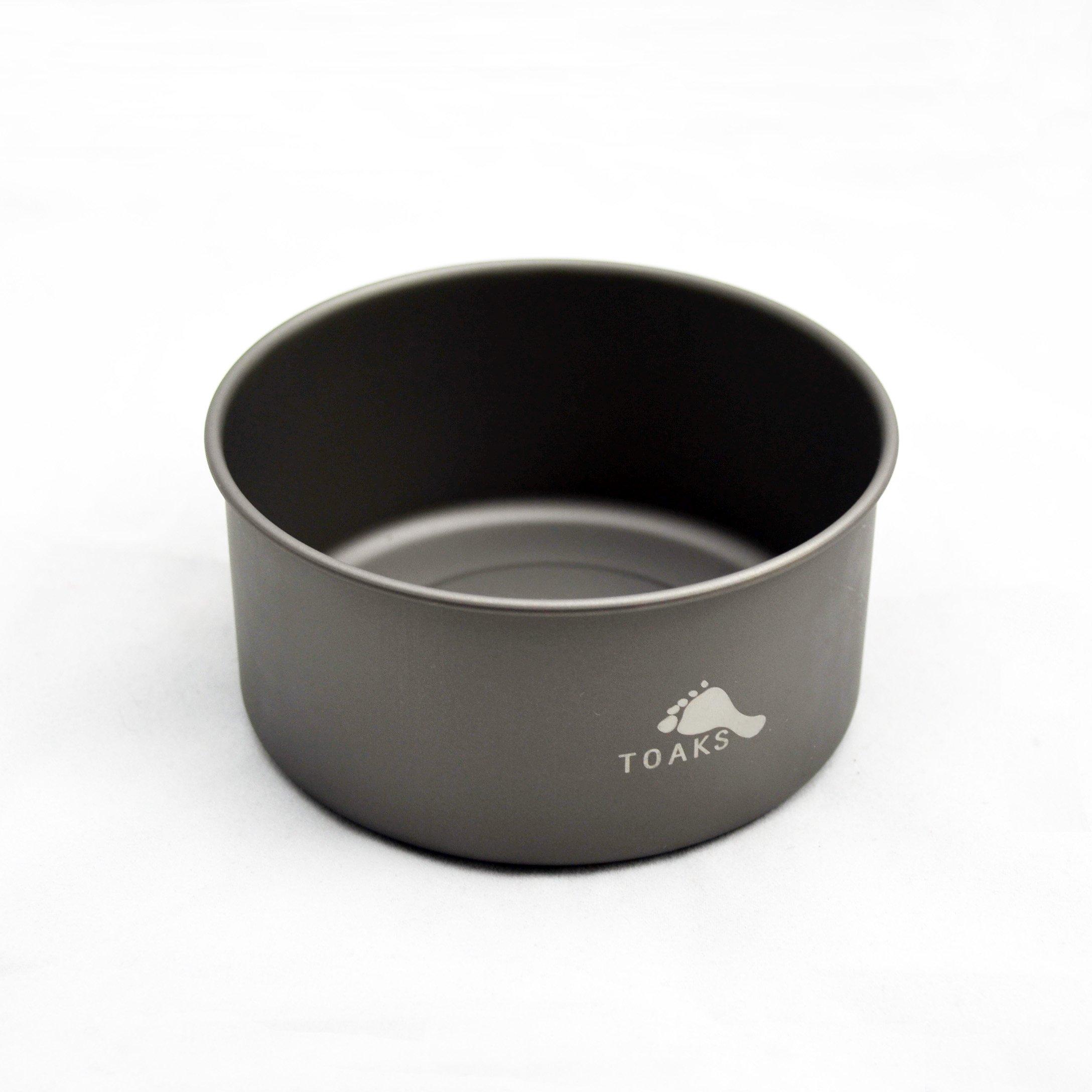 TOAKS Titanium D100mm Bowl