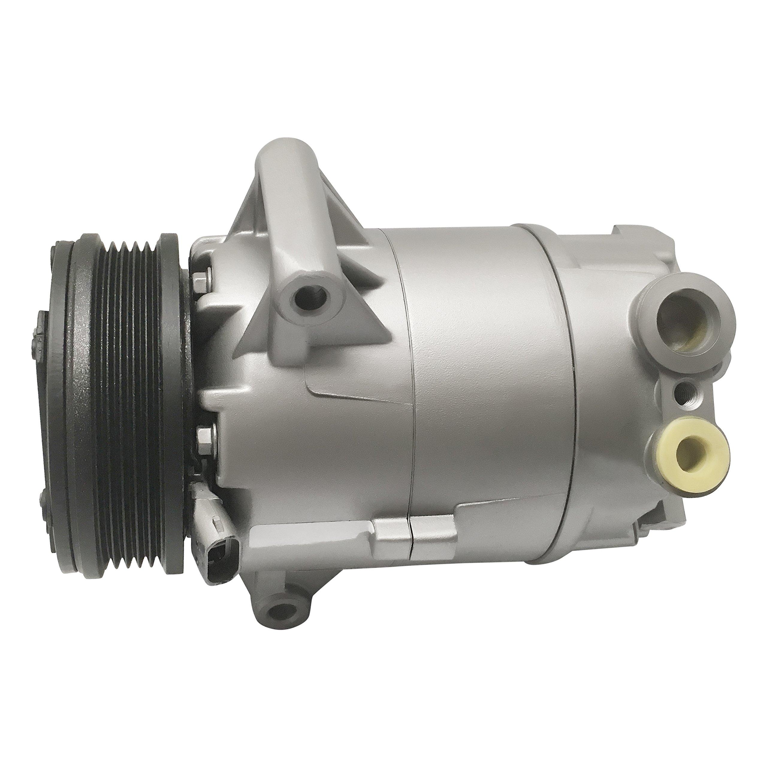 RYC Remanufactured AC Compressor and A/C Clutch FG275