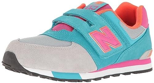 New Balance Zapatillas Nbkv574P3P Azul/Fucsia EU 33.5 (US 2) NOGEJ3yxM