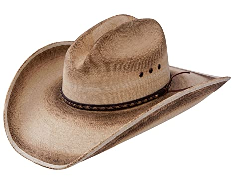 743e16234 Resistol Jason Aldean Georgia Boy - Mexican Palm Straw Cowboy Hat