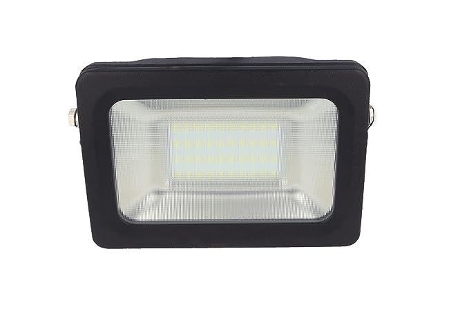 Threeline IPR Proyector Foco LED 20 W, Blanco Cálido: Amazon.es ...