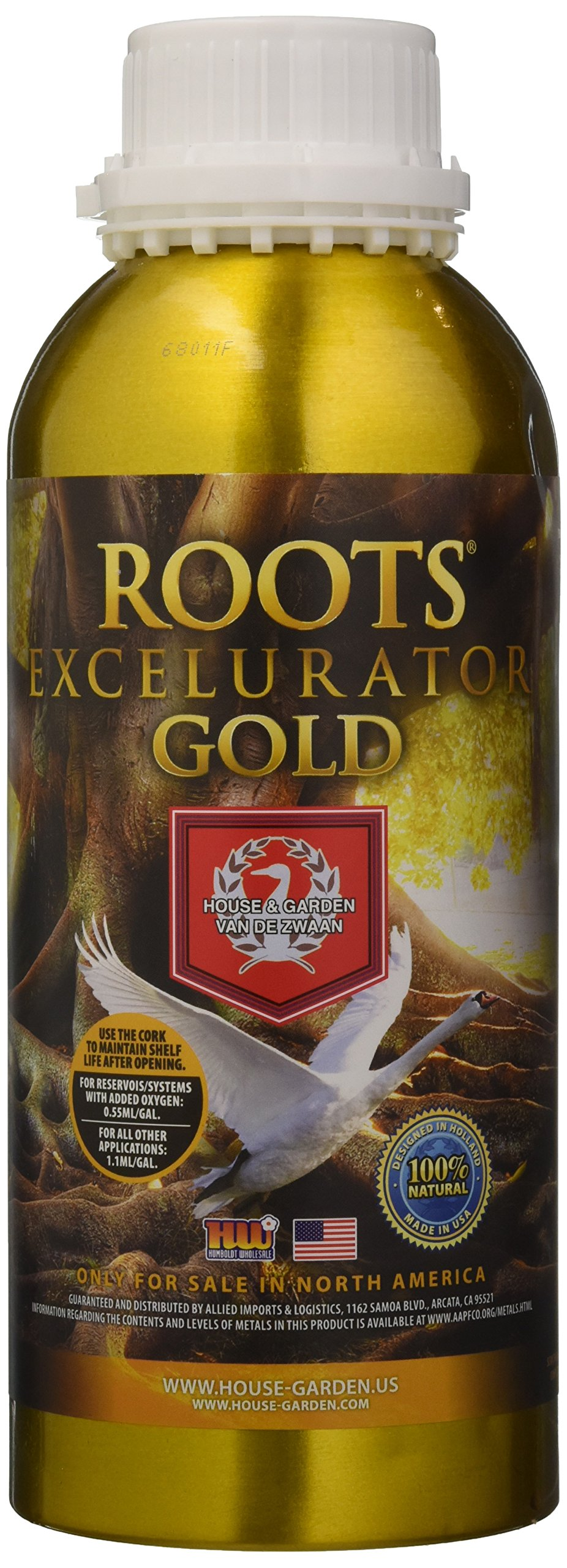 House and Garden ''Gold'' Root Excelurator 1 Liter
