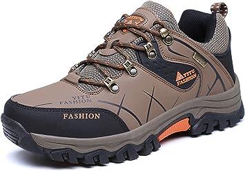 39-47 Herren Wanderschuhe Sneaker High Top Hiking Trekking Schnürer 46 Outdoor L