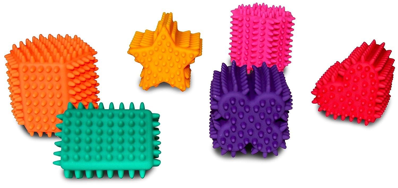 Hedstrom Sensory Shapes, 6-Piece