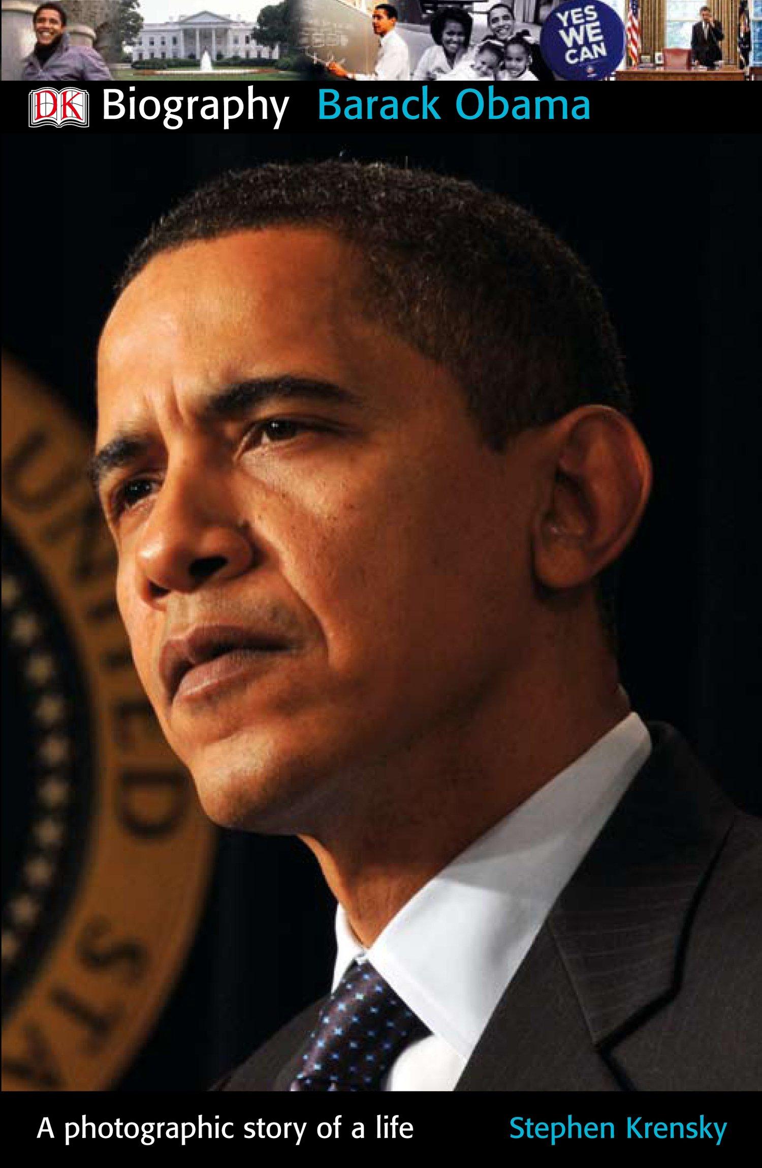 Download DK Biography: Barack Obama pdf epub