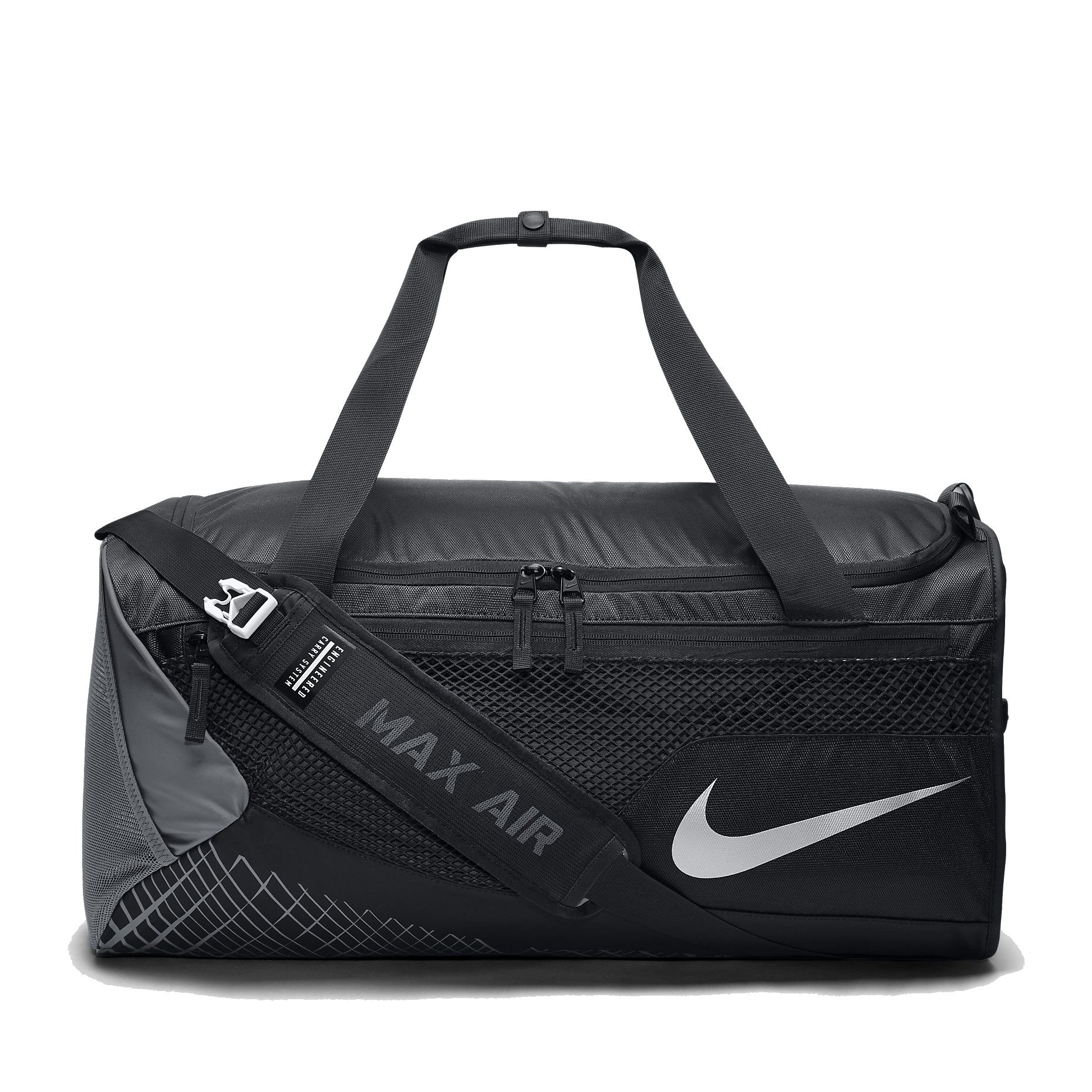e082c63043 Galleon - Nike Mens NK VPR MAX AIR M DUFFEL BAG BA5475-060 -  ANTHRACITE COOL GREY METALLIC SILVER