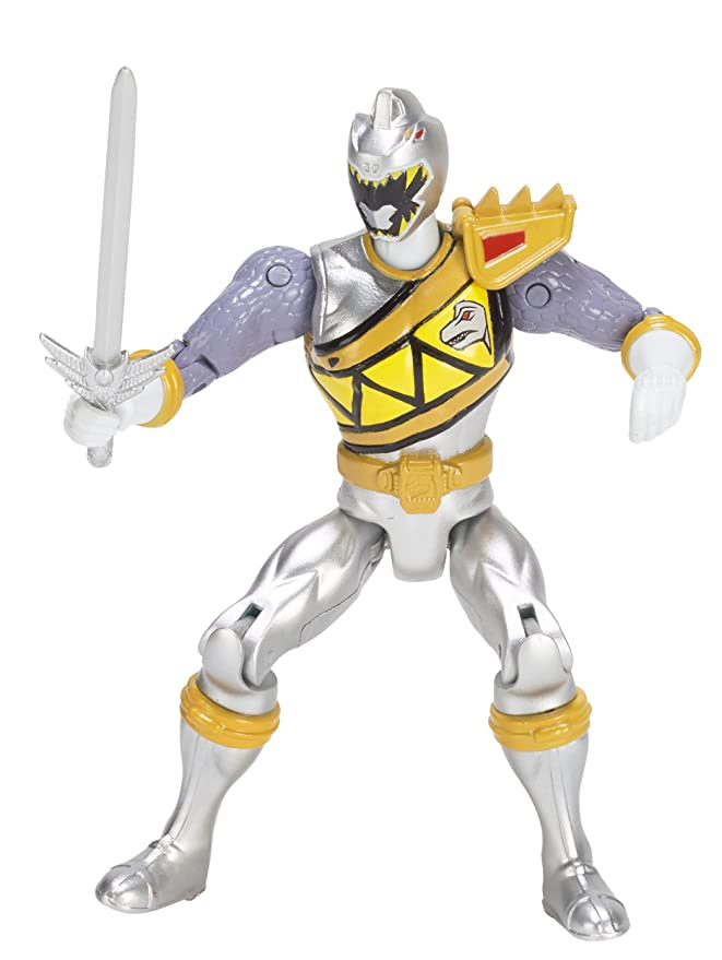 Power Rangers Dino Super Charge - Ranger Action Hero Action Figure, 5