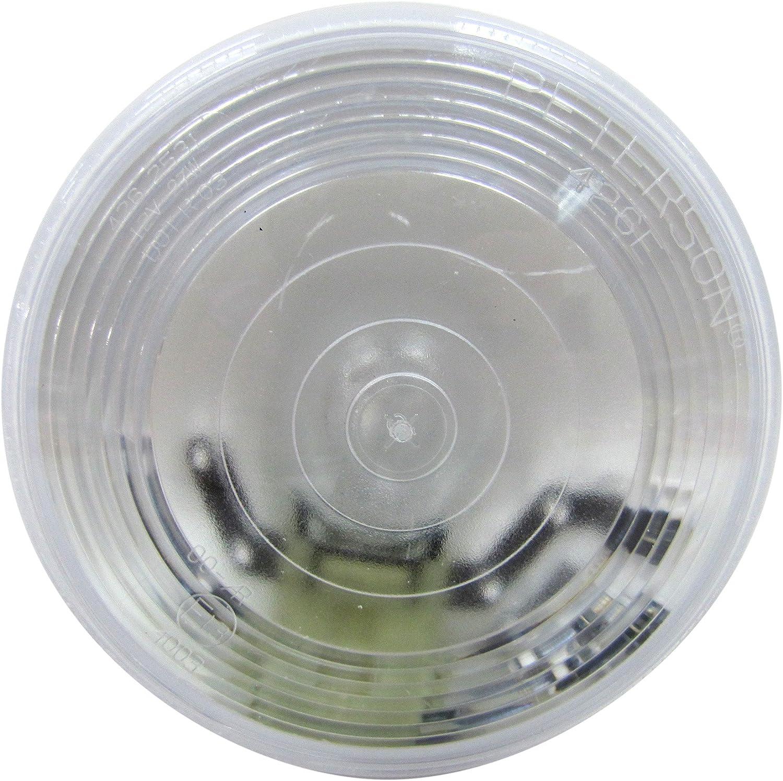 "Peterson Mfg 415K White 4/"" Round Sealed Backup Reverse Light Grommet Ring Wire"
