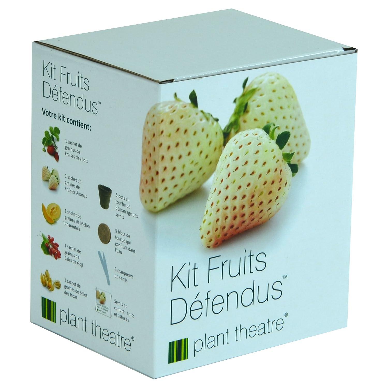 Kit Frucht verboten von Plant Theatre–5Köstliche Früchte-Set