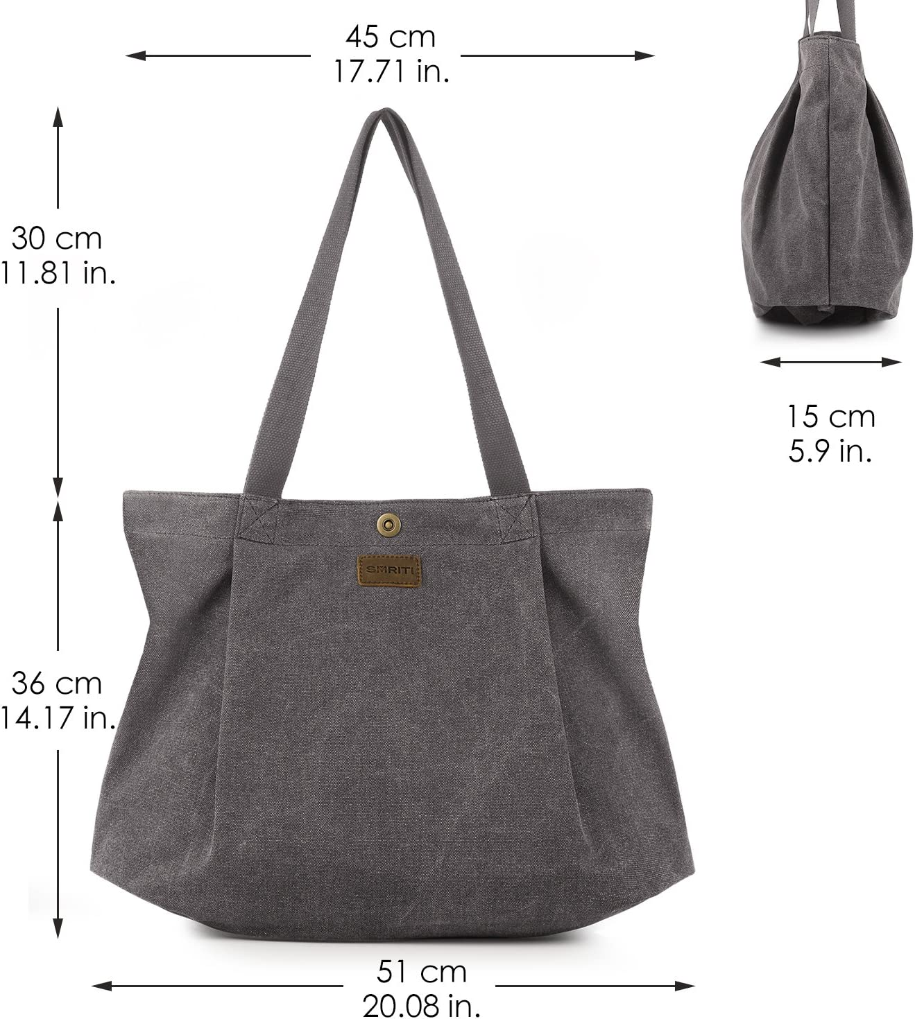 big tote bags for school