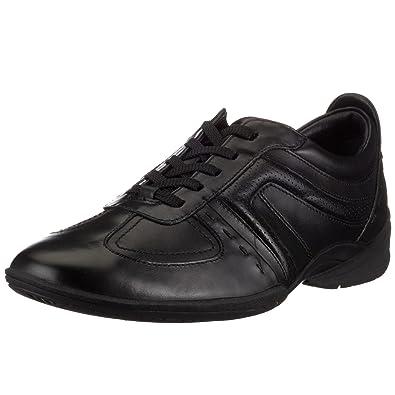Clarks flux spring Noir - Chaussures Basket Homme