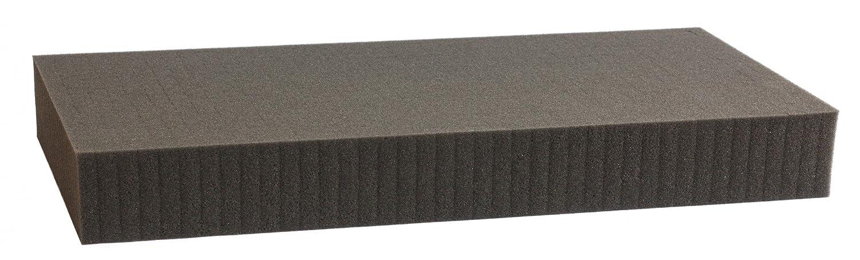 Pre-Cubed Foam Tray Pick and Pluck Raster 15 mm Feldherr 1000 mm x 500 mm x 10 mm